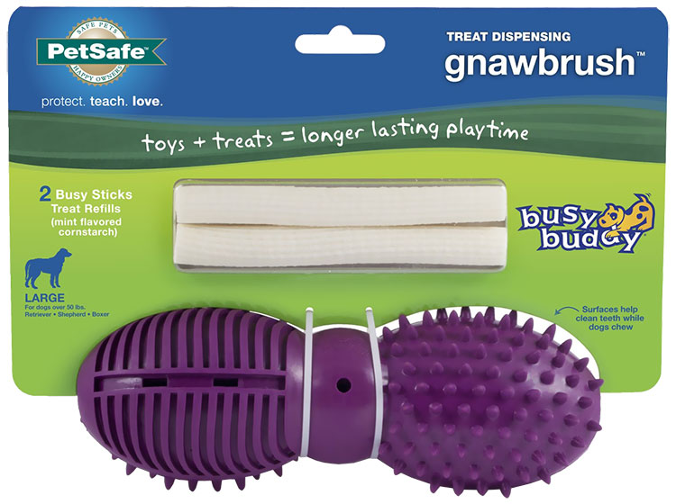 Busy Buddy Gnawbrush