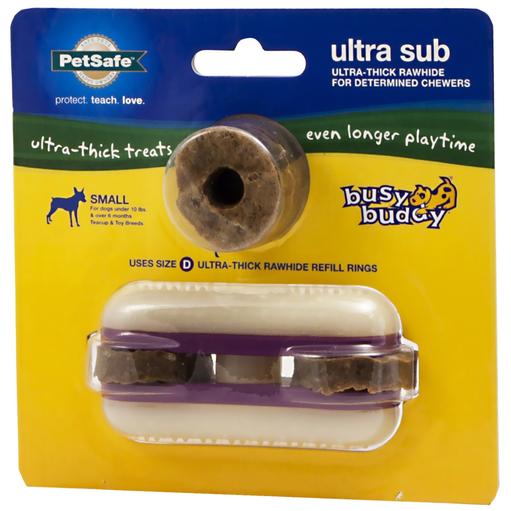 Busy Buddy Ultra Sub - Small