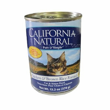 California Natural Cat Food Discontinued