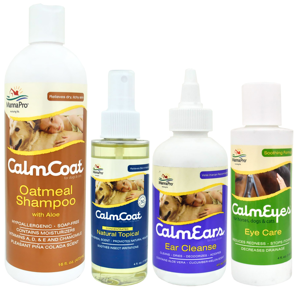 Calm Coat Dog Grooming Kit