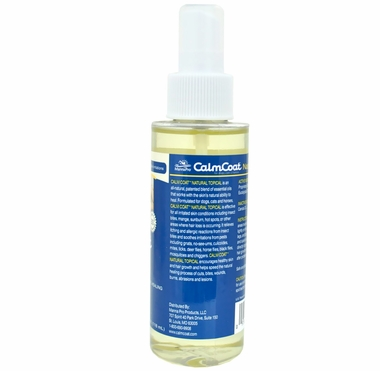 CALM COAT Natural Topical Spray (4 oz)