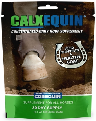 Calxequin EQ Hoof Pellet 5.62 lbs (30 Day Supply)