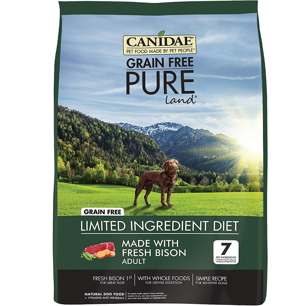 Canidae Grain Free PureElements Dog Food (30 lb)