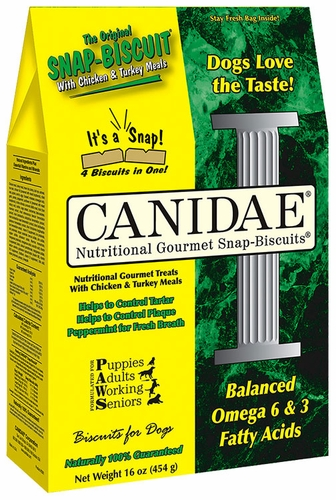 Canidae Snap Biscuit Original Dog Treat (4 lb)