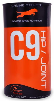 Canine Athlete C9 Hip/Joint (90 wafers)