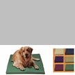 Canine Cooler Bed Cover - LARGE (Claret Neutral)