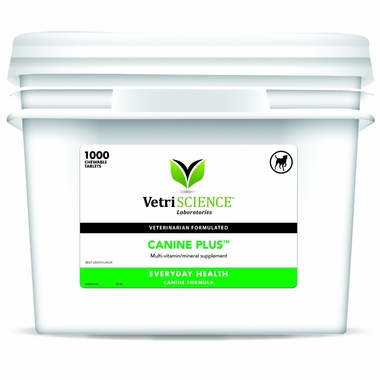 Canine Plus Vitamins (1000 tablets)