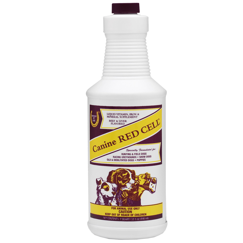 Canine Red Cell (32 oz)