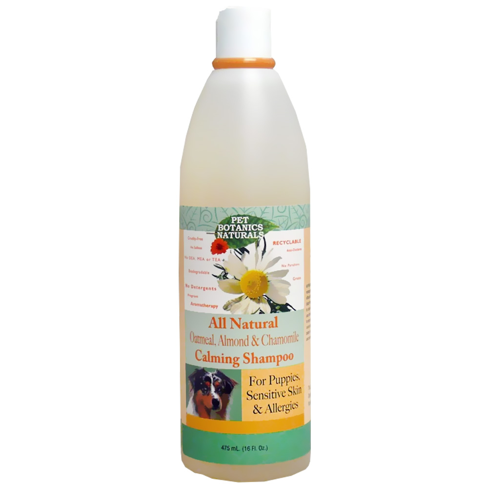 Cardinal Laboratories Pet Botanics Natural Calming Shampoo (16 oz)
