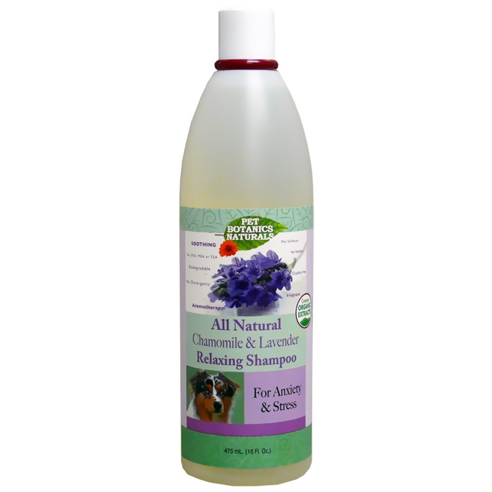 Cardinal Laboratories Pet Botanics Natural Relaxing Shampoo (16 oz)
