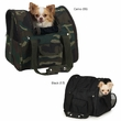 Casual Canine Backpack Carrier - Black