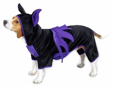 Casual Canine Bat Dog Costume