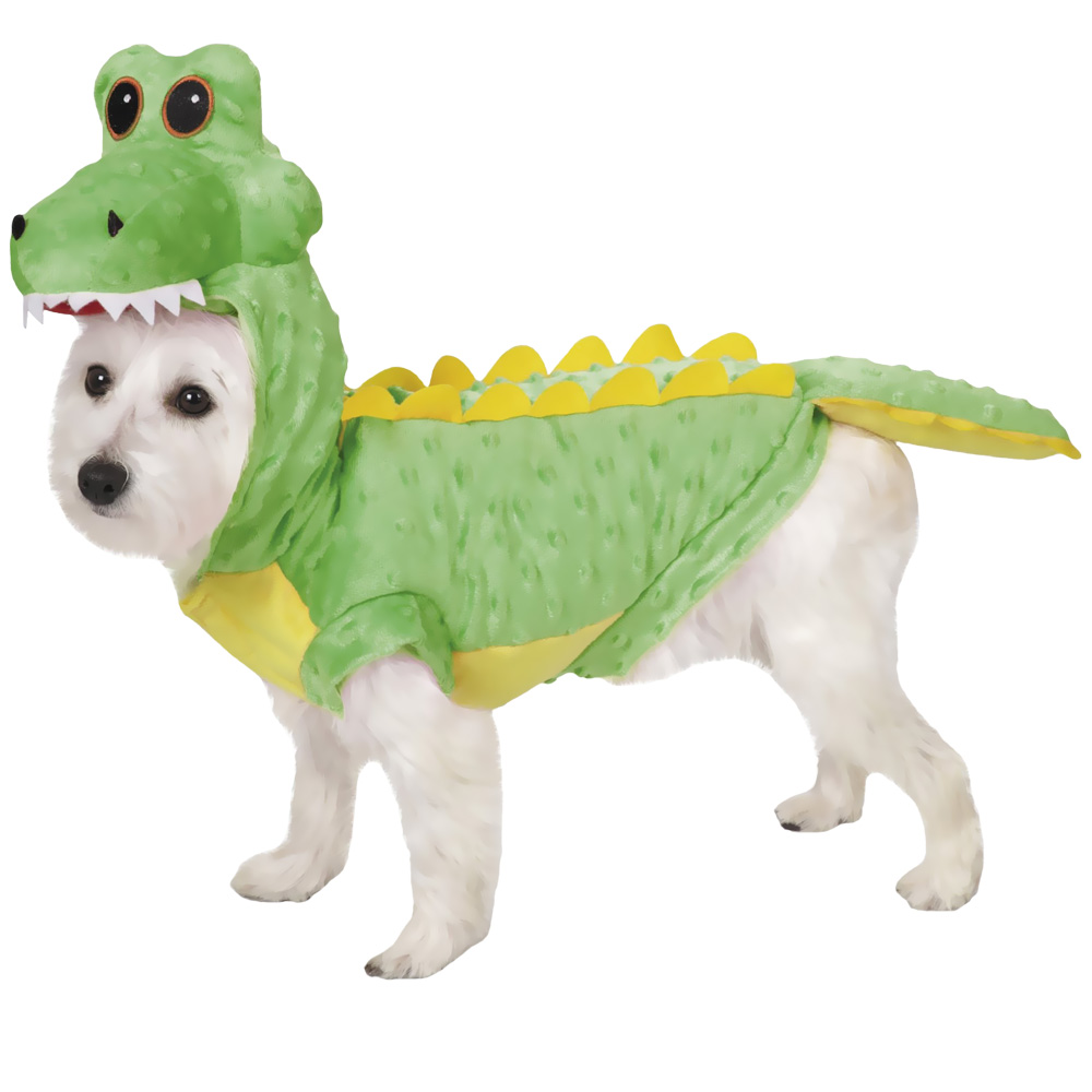 Casual Canine Crocodile Costume - XSmall