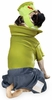 Casual Canine Frankenhound Costume Green - MEDIUM