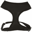 Casual Canine Mesh Harness Vest - Medium (Black)