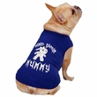 Casual Canine Mind Your Mummy Tee - Blue