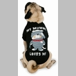 Casual Canine My Mummy Loves Me Tee - Large