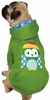 Casual Canine North Pole Pals Hoodie Owl - MEDIUM