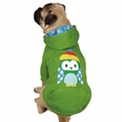 Casual Canine North Pole Pals Hoodie Owl - X-SMALL