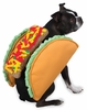 Casual Canine Taco Costume - LARGE