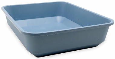 Catit Cat Pan- Blue (Medium)