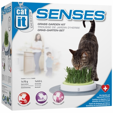 Catit Design Senses Grass Garden Kit