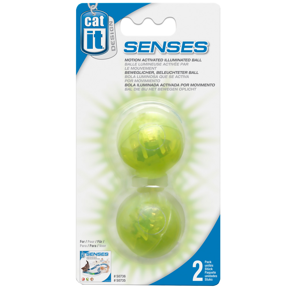 Catit Design Senses Illuminated Ball