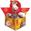 Catit Fur Mouse (12/Box) - Large