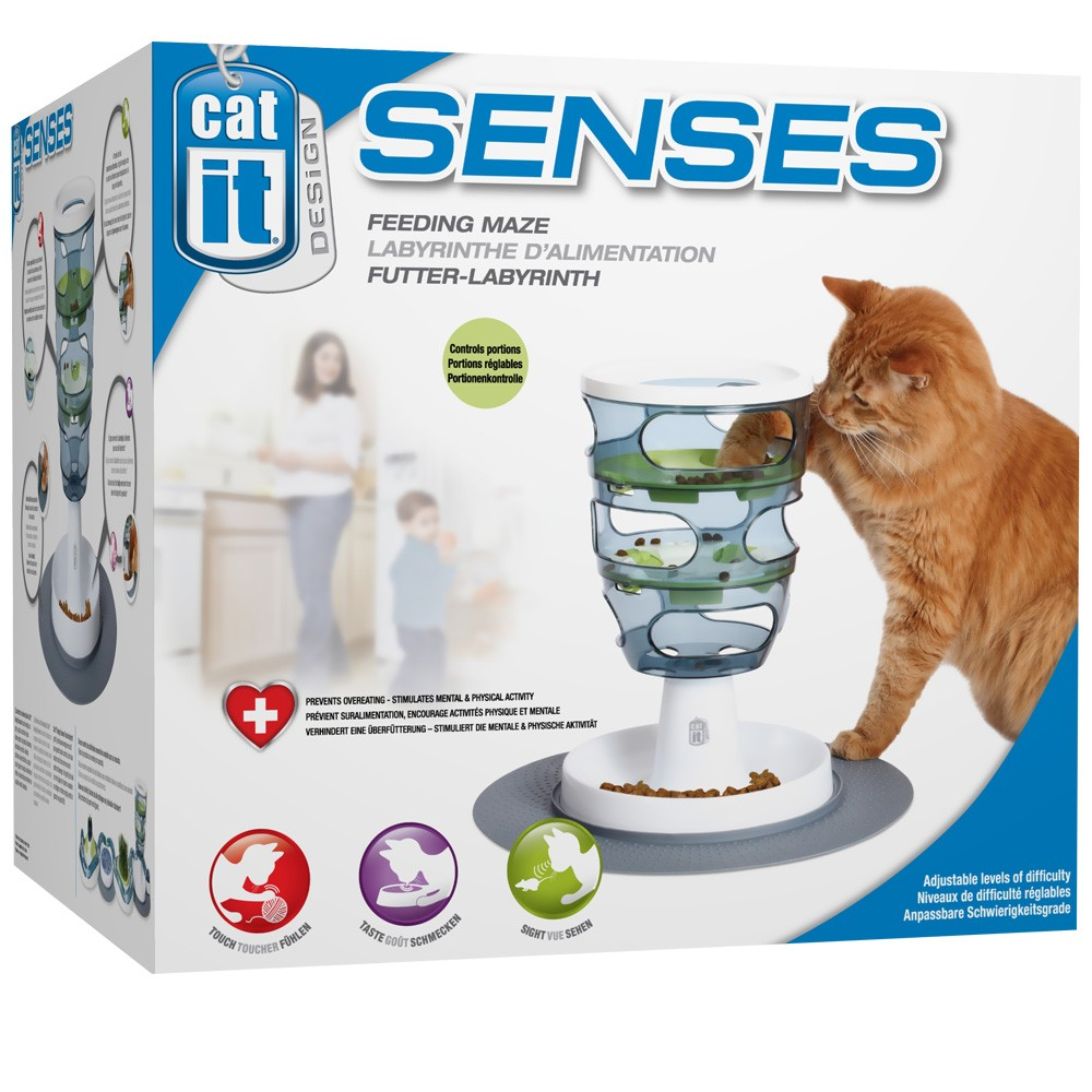 Catit Senses Treat Toys