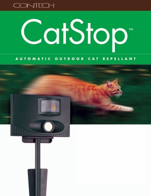 CatStop Automatic Outdoor Cat Repellent