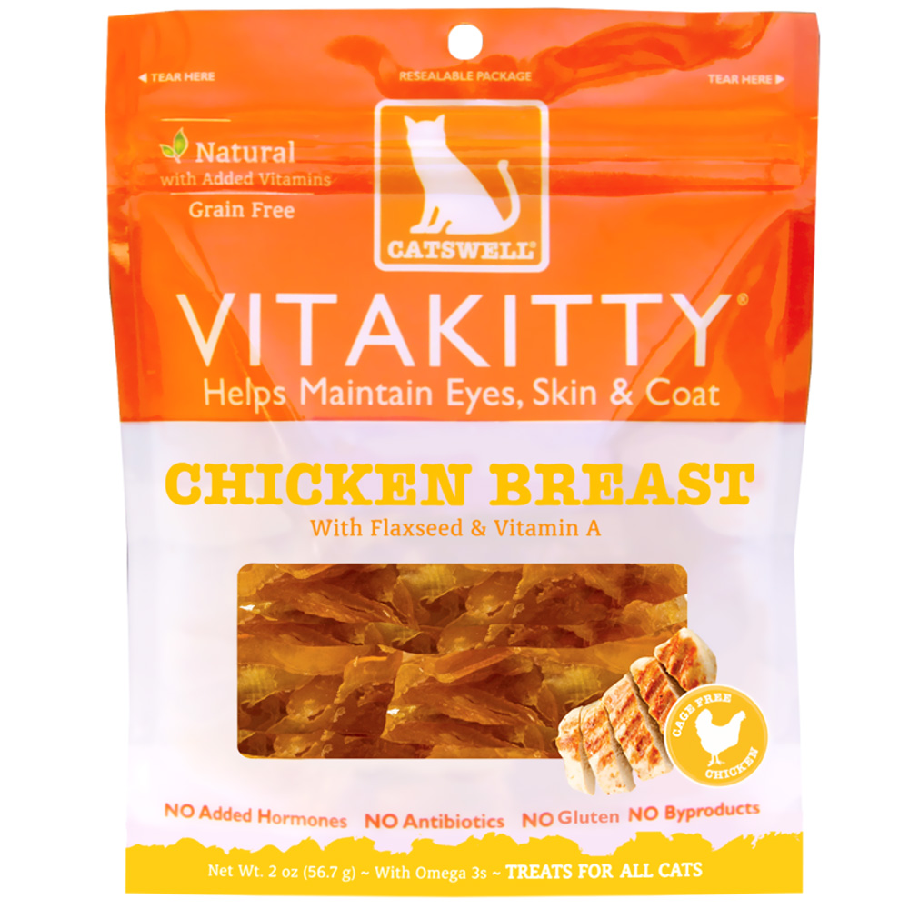 Catswell Vitakitty Chicken Breast (2 oz)