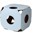 Catty Stacks Designer Cat House - Blue