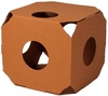 Catty Stacks Designer Cat House - Brown