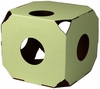 Catty Stacks Designer Cat House - Green
