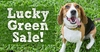 Lucky Green Sale!