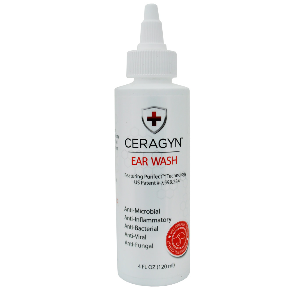 Ceragyn Ear Wash (4 oz)