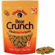 Charlee Bear Dog Treats - Bear Crunch with Chicken, Pumpkin & Apple (8 oz)