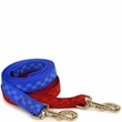 Checkered Nylon 6 Foot Leashes