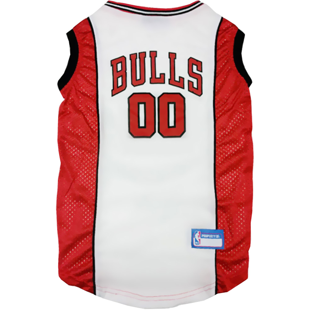 Chicago Bulls Dog Jerseys