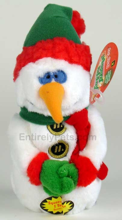 Chilly Snowman 8""