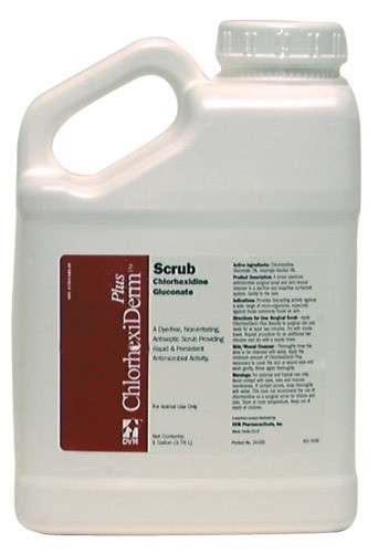 ChlorhexiDerm Plus Scrub (1 Gallon)