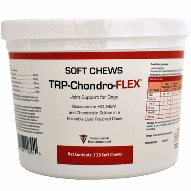 TRP-Chondro Flex  (120 Chews)