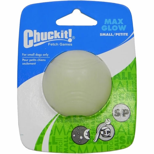 Chuckit! Max Glow Ball (Small)
