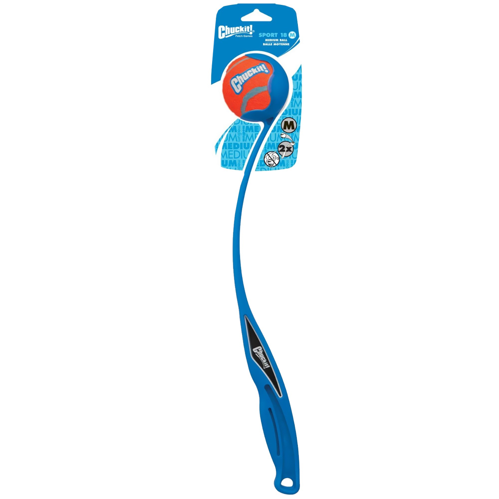 Chuckit! Sport Medium Ball Launcher (18 inches)