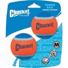 Chuckit! Tennis Balls - Medium (2 PACK)
