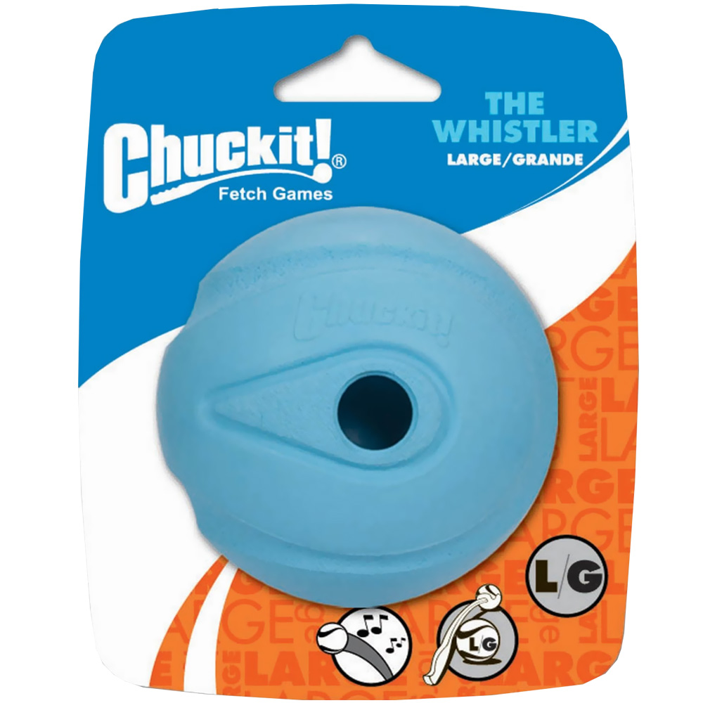 Chuckit! Whistler Ball Large