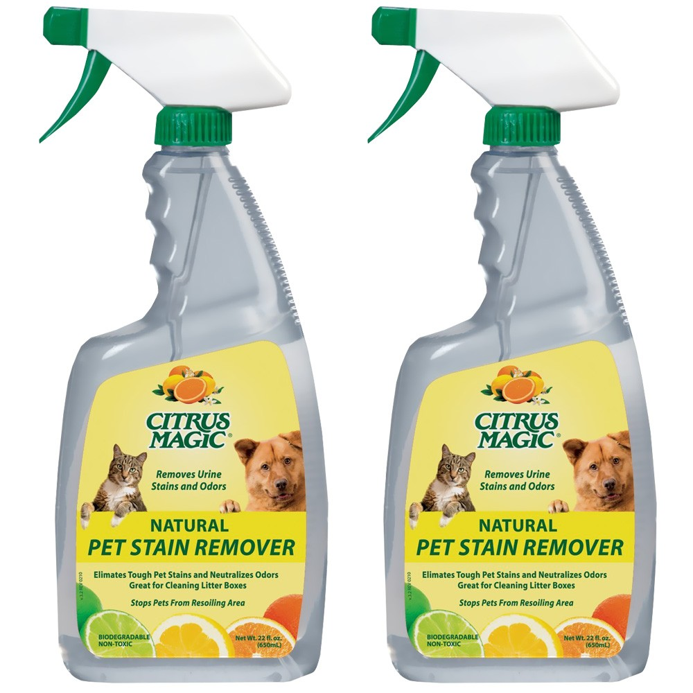 Citrus Magic Stain and Odor Removers