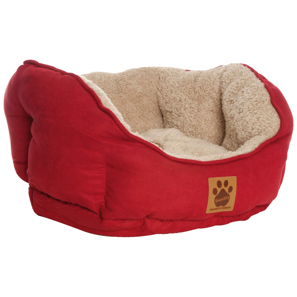 Clamshell Beds - Red