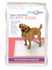 "ClearQuest Super-Absorbent Puppy Pads (22"" x 23"")"