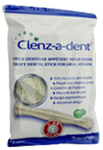 Clenz A Dent  Dental Chew Sticks Large (6 chews)